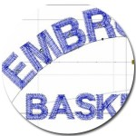Embroidery Design Templates