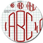 How To Create Monograms